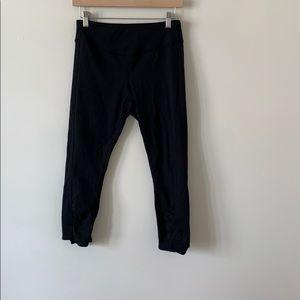Kyodan Crop Body Leggings Black Size M